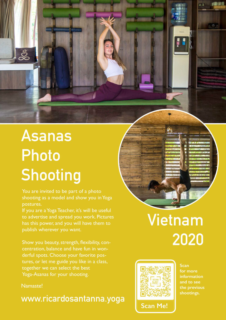 Asana Photo Shooting
